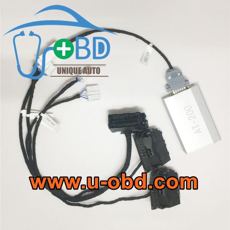 BMW B38 N13 N20 N52 N55 MSV90 DME Clone cable AT200