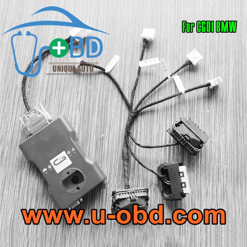 CGDI BMW B38 N12 N20 N55 N52 MSV90 MEVD17 DEM Clone ISN reading cable