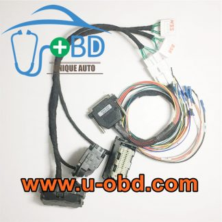 VVDI Prog clone BMW B38 N13 N20 N55 DME Harness adapter