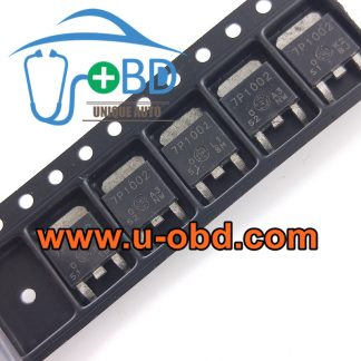 7P1002 Car ECU Commonly Field effect transistors chips