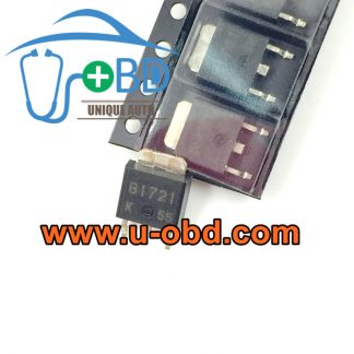 B1721 Car ECU Commonly used ECM driver chips