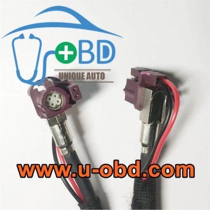BMW EVO Head unit NBT head unit LVDS line