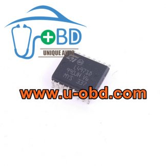 L4971D car ECU commonly used driver chips L4971D013TR