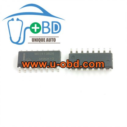 MC1413BDG Car ECU commonly used driver chips