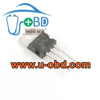 P80ZB Mercedes Benz ABS unit commonly used driver chips