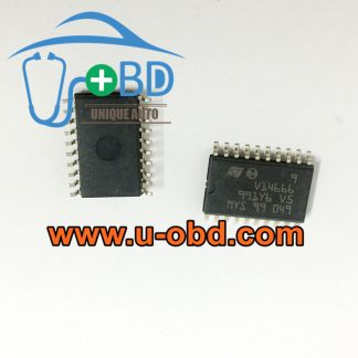 V14666 Car ECU commonly used driver chips