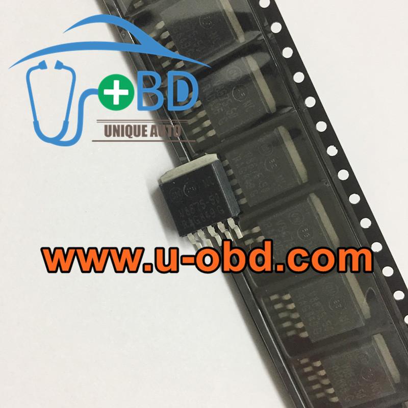 V8675-50 Car ECU commonly used power regulator chips