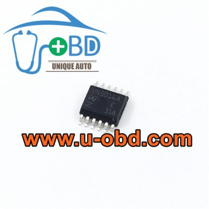 VN5016A Car BCM Commonly used light control chips