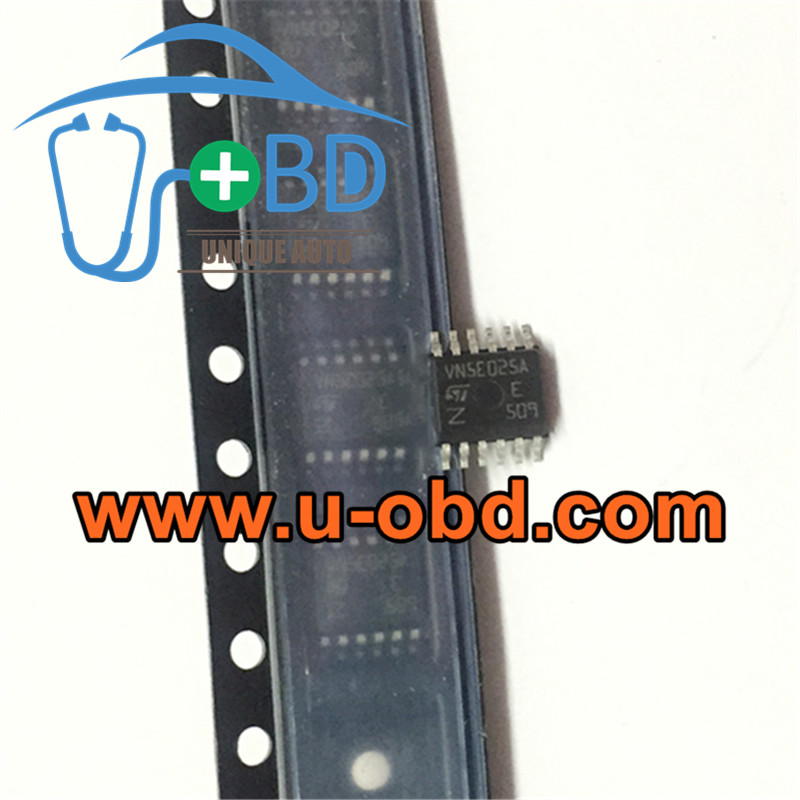 VN5E025A Car BCM commonly used turn light control chips