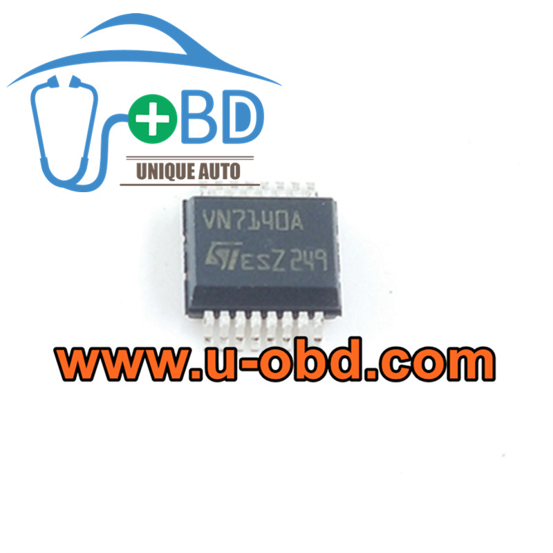 VN7140A Car ECU commonly used driver chips