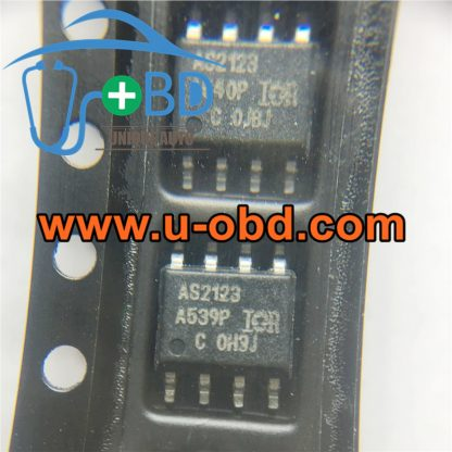 AS2123 ECU Commonly used driver chips