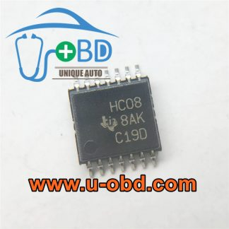 HC08 Car ECM ECU ignition driver chips