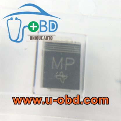 MP Diesel ECU commonly used TVS Diode