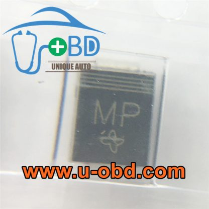 MP Diode Diesel ECU Commonly used vulnerable TVS Diode