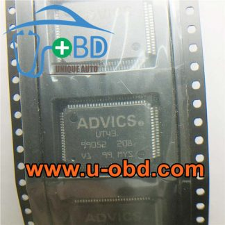 ADVICS UT43 TOYOTA ECM Commonly used driver chip