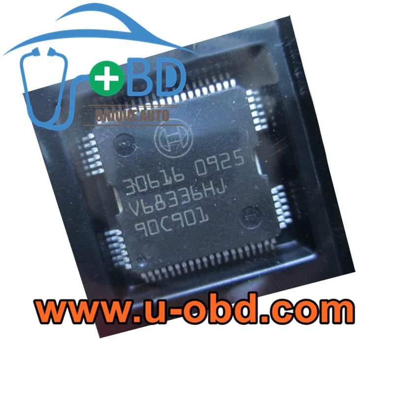 30616 BOSCH ECU DieseL ECU Common rail ECM commonly used chips