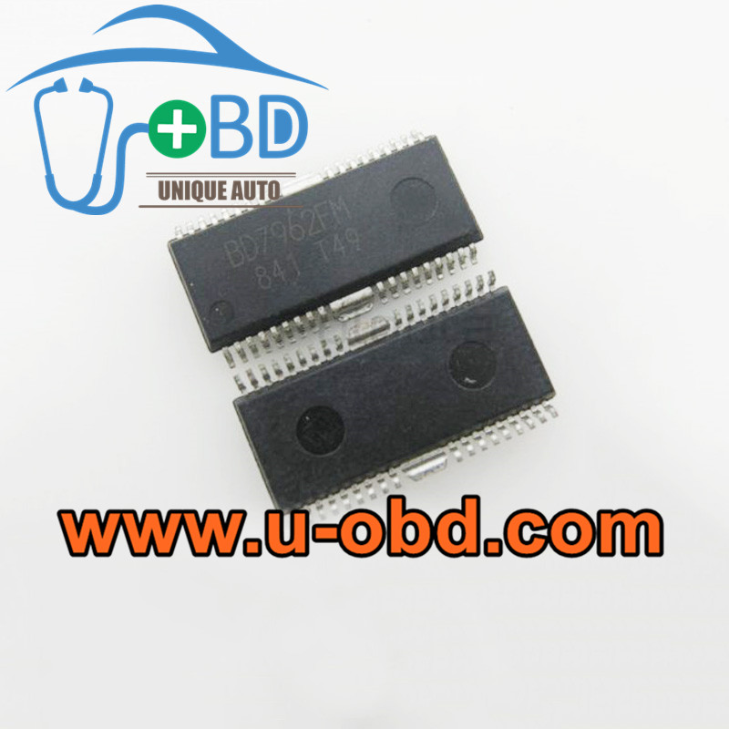 BD7962FM HYUNDAI Head unit magnetic head driver chips