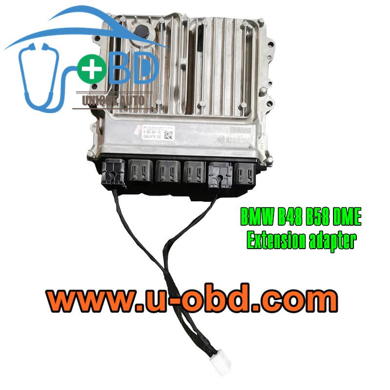 BMW B48 B58 Engine control unit B48 B58 DME programming ISN reading cable adapter