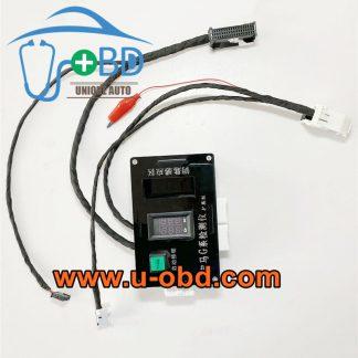 BMW G Series BDC key programming platform ELV DME EGS TCU test platform