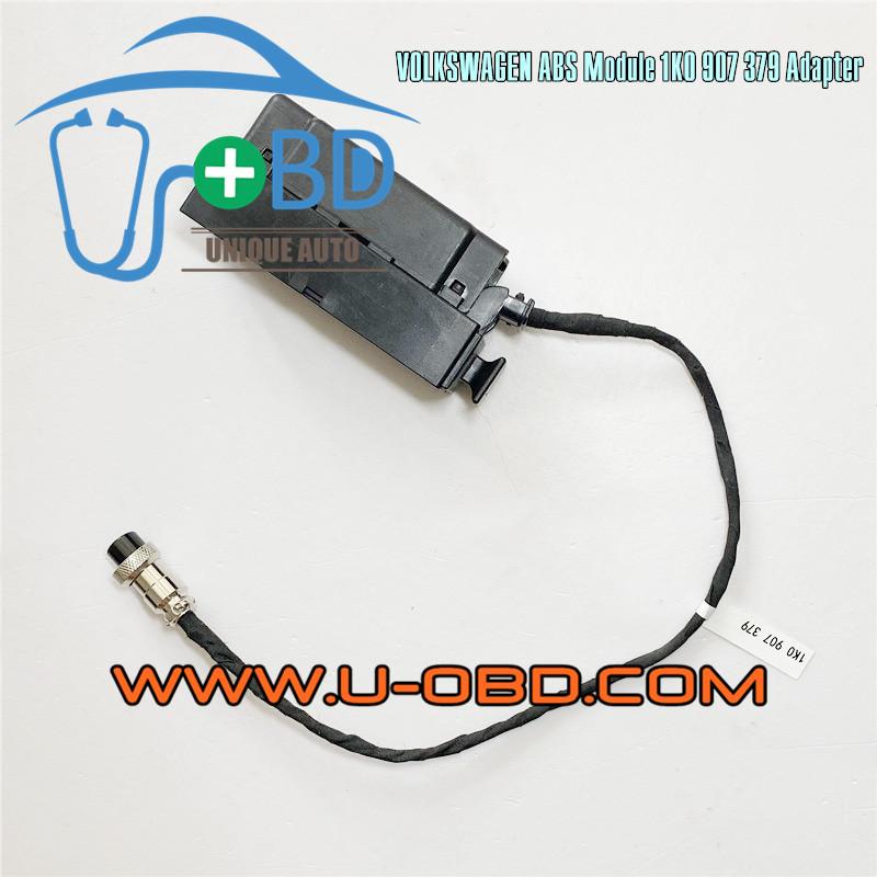 VOLKSWAGEN ABS Module 1K0 907 379 Steuergeraet ESP test platform