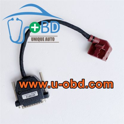 AUDI J518 Emulator VVDIPROG Dedicated programming cable connector
