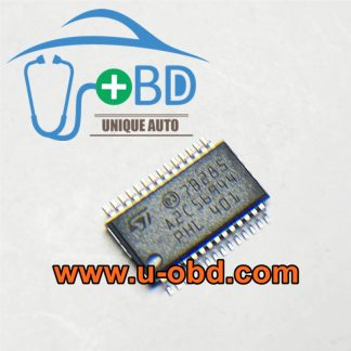 A2C56944 Automotive ECM ECU vulnerable chips