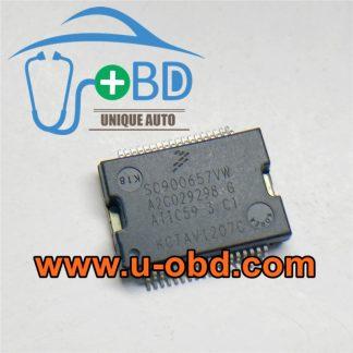 ATIC59 3 C1 SC900657VW A2C029298 G BMW N52 DME Power supply chip